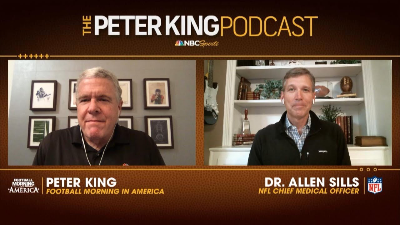 Thomas Dimitroff Surprised By Timing Of Firing By Atlanta Falcons Peter King Podcast Nbc Sports Youtube