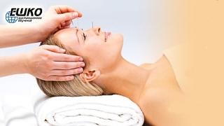 Рефлексотерапия - точечный массаж. Акупрессура. Поверхностное иглоукалывание...