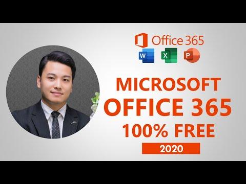 Hướng dẫn đăng ký sử dụng Microsoft Office 365 miễn phí 🔥 How to get Office 365 for FREE