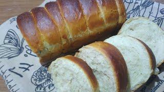 Такой хлеб родные просят испечь каждый выходной Быстро и просто