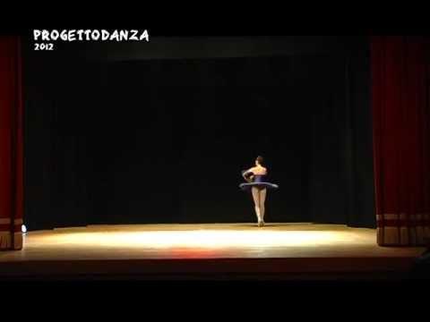 Francesca Mattioli Spettacolo 2012 Progetto Danza Teatro Concordia