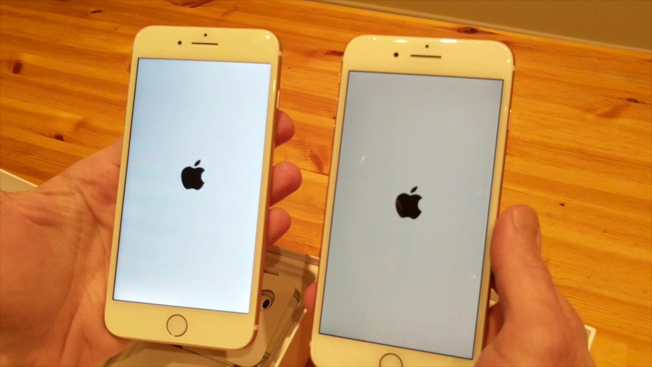 Fake Iphone 7 Plus Vs Original Comparison Youtube