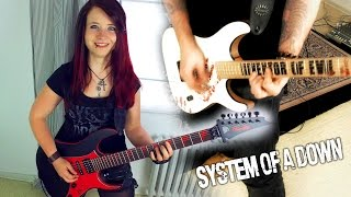 SYSTEM OF A DOWN Toxicity GUITAR COVER INSTRUMENTAL COVER Jassy DeSade