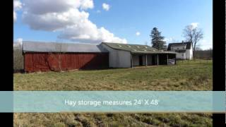 Thompson Ridge Horse Farm For Sale
