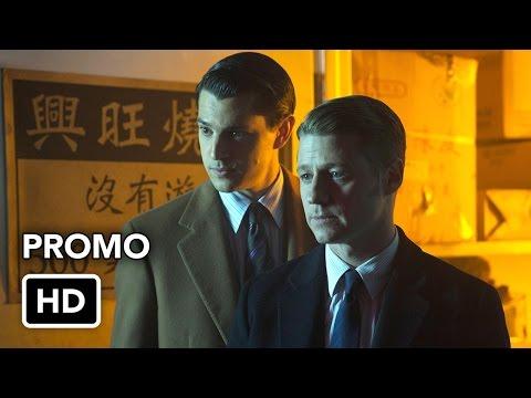 Gotham 1x18 Promo