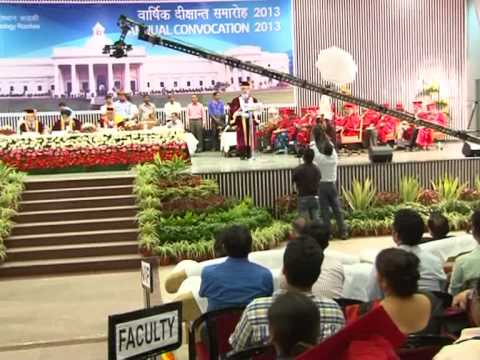 IIT Roorkee Convocation 2013-Part 1