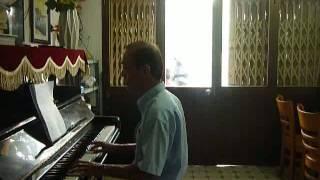 Ngàn thu áo tím -Đệm hát piano- Valse