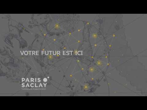 Carte de voeux 2017 de la Communauté Paris-Saclay
