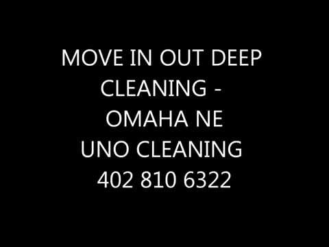 Move in out cleaning service  in Omaha NE - Uno Cleaning 402 810 6322