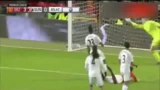 Манчестер Юнайтед - Сандерленд  гол Мхитаряна