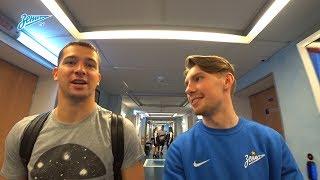 Видеоблог «Зенит-ТВ»: Ибра VS Ибра, мурашки Терентьева и мастер спорта Новосельцев