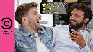 Joel Dommett & Nish Kumar Read Hilarious 1 Star Reviews | Joel & Nish Vs The World