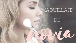 Maquillaje de Novia | María Catalá
