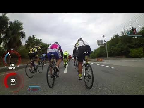ツールド沖縄 2017 チャレンジレース 50km アンダー39