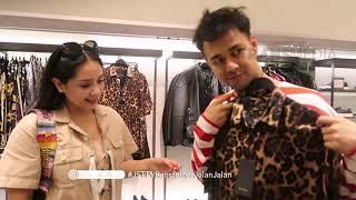 JANJI SUCI - Gigi Senang Akhirnya Bisa Belanja Ditemani Raffi (6/10/18) Part 4