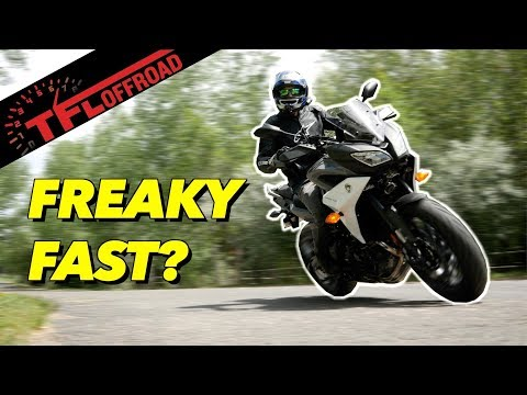 Is the 2019 Yamaha Tracer 900 a Tame Hooligan Bike?