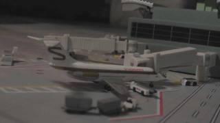 Aeroclassics Models Standard McDonnell Douglas DC-9 Unboxing