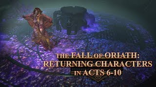 The Fall of Oriath: Returning Characters in Acts 6-10