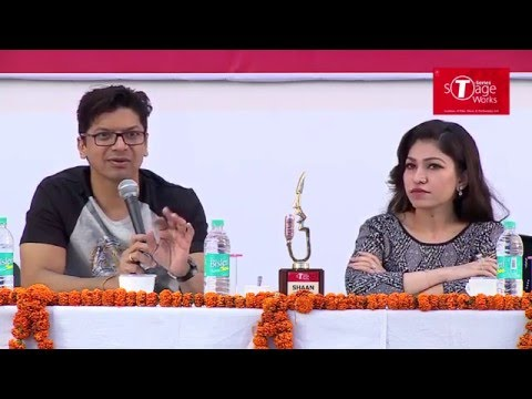 How to Control your breath while Singing | Shaan | T-Series StageWorks