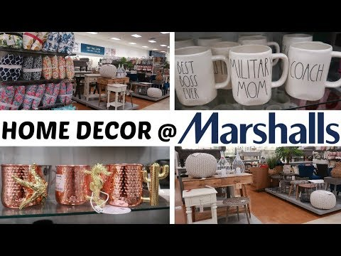 MARSHALLS * HOME DECOR / COME WITH ME