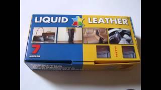 Жидкая кожа Liquid Leather(Зацепили об острый предмет сапоги, кожаную куртку, плащ, перчатки, обувь? Кошка, собака разодрала дорогую..., 2014-06-20T11:04:19.000Z)
