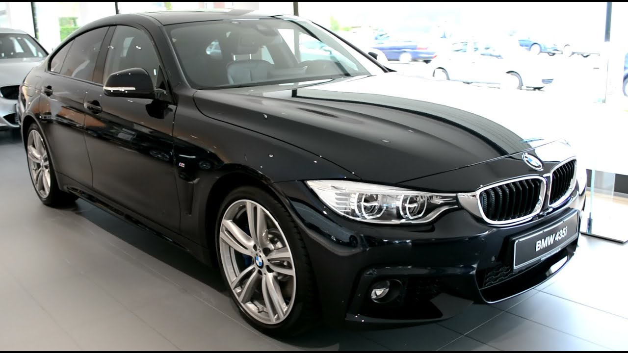 2015 new bmw 4er 435i gran coupe f36 youtube. Black Bedroom Furniture Sets. Home Design Ideas