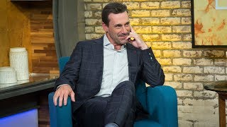Jon Hamm on being a 'king of cameos' and his journey to finding success as an actor