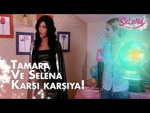 Tamara ve Selena karşı karşıya