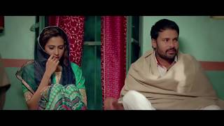 Lahoriye  Movie Scene   Amrinder gill and Sargun Mehta   Punjabi Movie 2017