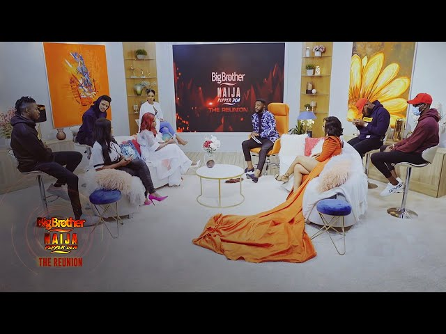 Fan wars, clout chasers and love triangles – BBNaija Reunion | Pepper Dem: Big Brother
