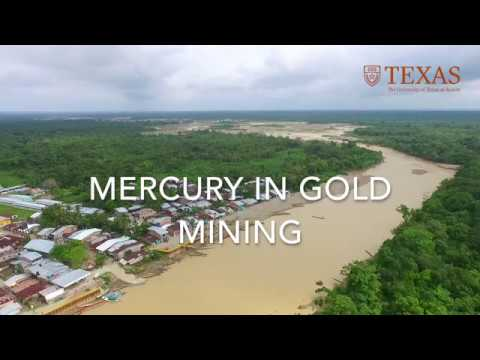 Mercury in gold mining in Colombia