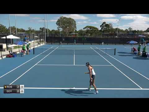 Robson Laura v Soylu Ipek - 2018 ITF Playford