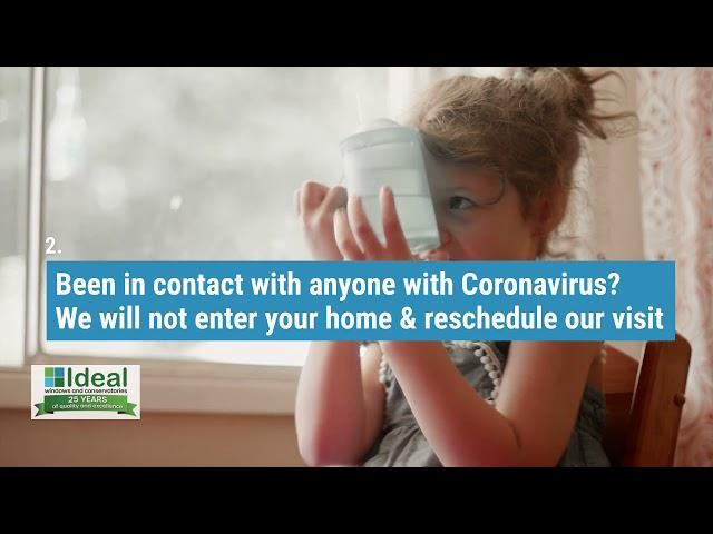 Corrie D Marketing Video Produced Edinburgh Home Improvement Client Ideal Windows Conservatories