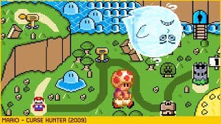 Mario - Curse Hunter (Demo) • Super Mario World ROM Hack (2009)
