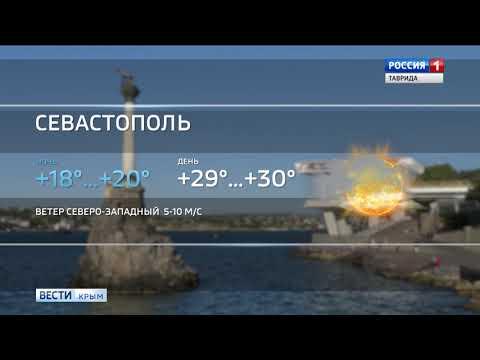 Какой будет погода в Крыму?