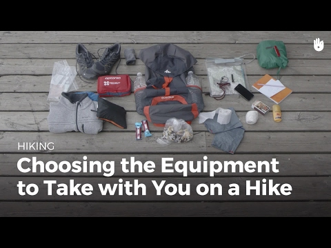 Backpacking Equipment Checklist | Hiking