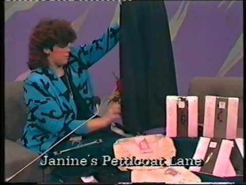 Janine's Petticoat Lane on 'Bit & Pieces'