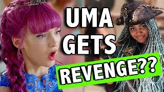 Descendants 3 - UMA GETS REVENGE? | Dream Mining