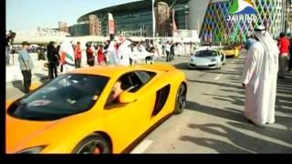 Car Rally, Dubai, Middle East Edition News, 30.11.2014, Jaihind TV