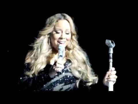 Mariah Carey - 09. Can't Let Go & Love Takes Time (LIVE in Sydney 03-01-2013) COMPLETE PERFORMANCE