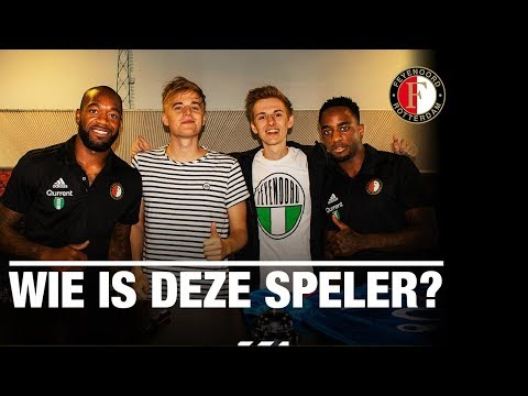 'WIE IS DEZE SPELER?' met Vermeer en Haps!