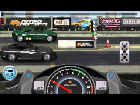 drag racing level 7