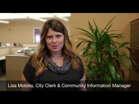 City of Corona: Behind the Scenes: City Clerk's Office & Community Information Division