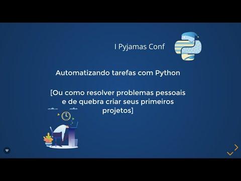 Image from Automatizando Tarefas com Python