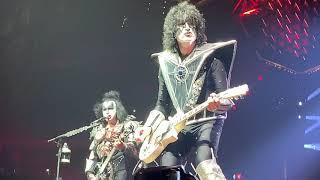 KISS - PSYCHO CIRCUS & LET ME GO - Amalie Arena, Tampa, FL April 11, 2019