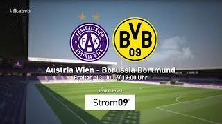 Austria Wien - Borussia Dortmund | 1st Friendly 2018/19 | ReLIVE