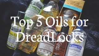 In this video you will see what I believe are the Best overall oils for those with dreadlocks. I recently passed my 10 month mark and have found that the following ...
