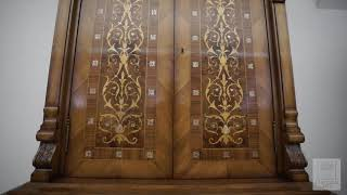 Free Standing   Biblioteca Ambrosiana   15 - Bookcase