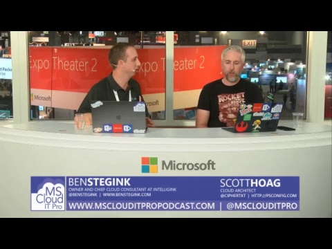 Episode 29 – Ignite Live Show: Deep Dive on Microsoft Teams