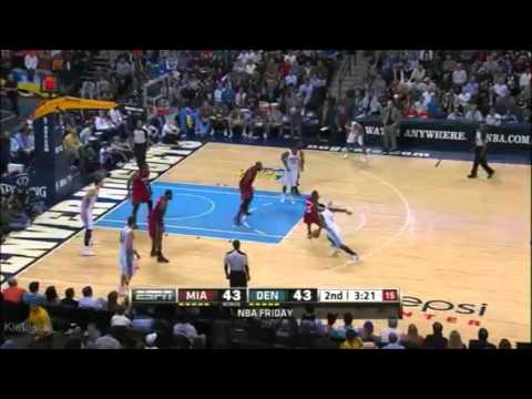 Ty Lawson Offense Highlights